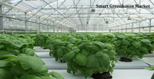 Smart Greenhouse Market'