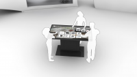 NEW PRODUCT: PREMIUM TOUCHSCREEN TABLE TAURUS 2