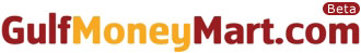 Logo for Gulf Money Mart'
