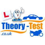 Theory Test Logo'