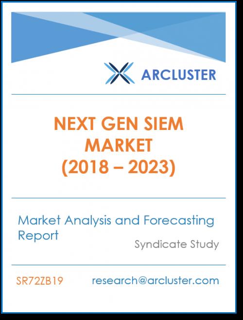 Arcluster Next Gen SIEM Market Report Image'