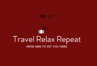 TravelRelaxRepeat.com Logo