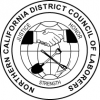 Logo for Northern California District Council of Laborers'