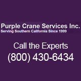 Purple Crane Services Inc. Logo
