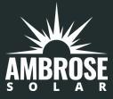 Ambrose Solar Logo