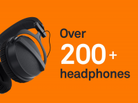 Sonarworks now supports over 200 headphones
