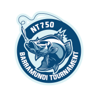 NT750 Barramundi Fishing Tournament Logo
