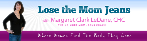 """Lose weight by following """"Lose the Mom Jeans""""'"""