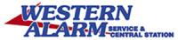 Western Alarm Service Logo