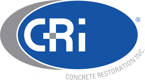 Logo for Concrete Restoration Inc (CRI)'