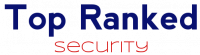 TopRankedSecurity.com Logo