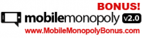 Mobile Monopoly Bonus and Review Logo