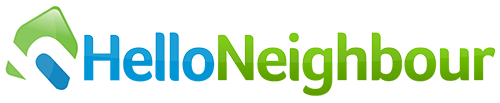 Hello Neighbour Network Logo'