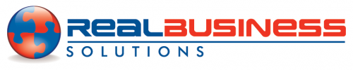 Logo for Real Business Solutions'