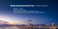 Changyi' s Hong Kong Electronics Fair Booth 1C-F08