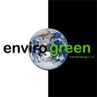Envirogreen Landscaping LLC. Logo