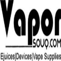 Vape in Kuwait - VaporSouq Logo
