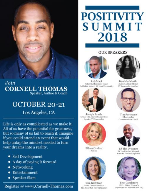 Positivity Summit'