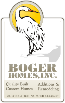 Boger Homes Builds Dreams in Lutz and Tampa'