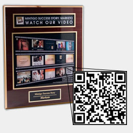 Video Plaque'