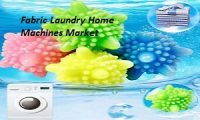 Fabric Laundry Home Machines Market