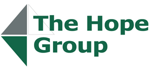Logo for The Hope Group LLC'