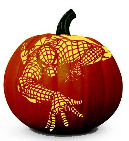 Halloween Pumpkin Carving Patterns'