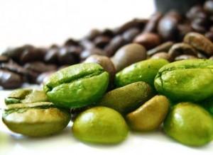 green coffeee'
