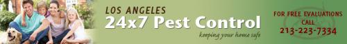 LA 24x7 Pest Control'