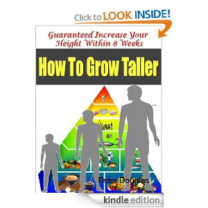 grow taller'