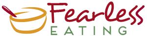 Fearless Eating Logo