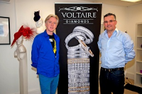 Voltaire Diamonds Logo