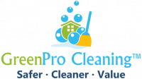 GreenPro Cleaning Logo