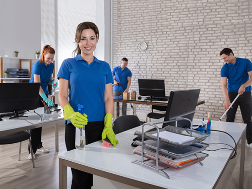 Office Cleaning Services'