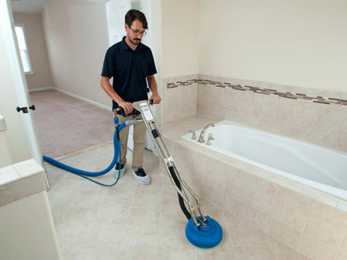 Tile/Grout Cleaning'