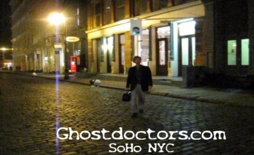 Ghost Doctors SoHo NYC'