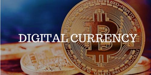 Digital Currency market'