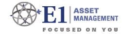 E1 Asset Management Inc.'