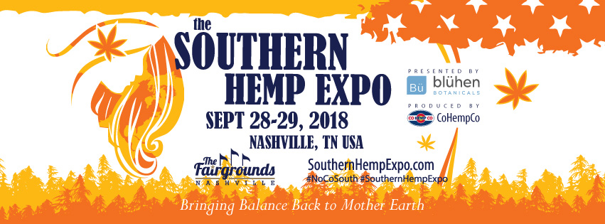 The Southern Hemp Expo Logo