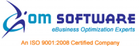 OM Software INC. Logo