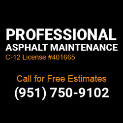 Company Logo For Professional Asphalt Maintenance'