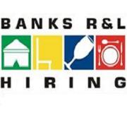 Banks R & L Hiring Logo