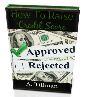 How to raise credit score book'