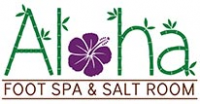 Aloha Foot Spa & Salt Therapy Logo