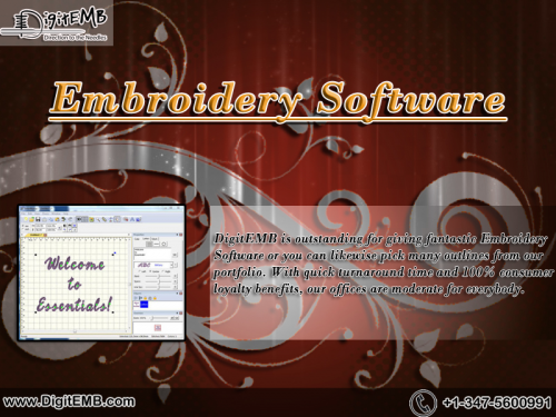 Company Logo For Embroidery Software'