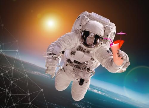 Space Tourism'