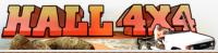 Hall4x4 Logo