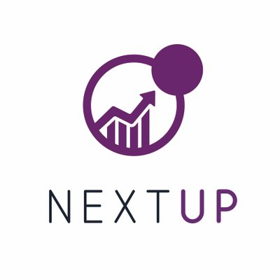 Company Logo For NextUp'