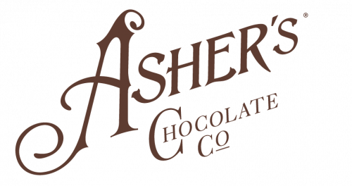 Company Logo For Asher's Chocolate Co.'