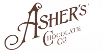 Asher's Chocolate Co. Logo